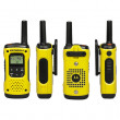 Motorola TLKR T92 H20 PMR446 ze všech stran