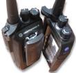MOTOROLA DP3401 VHF - digitální radiostanice - detail