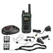Motorola TLKR T81 Hunter Pack - obsah dodávaného balení vysílačky