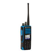 Radiostanice Motorola DP4801 ATEX UHF, GPS, BT pro výbušné prostředí