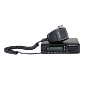 Motorola MOTOTRBO™ DM1600 UHF digital/analog radiostanice s ručním mikrofonem
