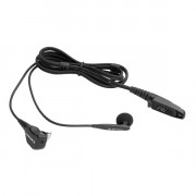 MDPMLN4519 Sluchátko do ucha, samostatný mikrofon s PTT pro Motorola GP344, GP388, GP366