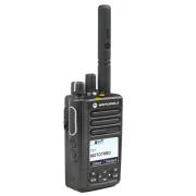 Přenosná radiostanice Motorola MOTOTRBO™ DP 3661e UHF, BT, GPS, WiFi