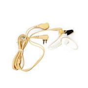 PMLN6445 Sluchátko do ucha se zvukovodem, mikrofon/PTT