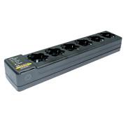 PMLN7102 Stolní 6 pozicový nabíječ