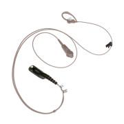 PMLN6128 Sluchátko do ucha, mikrofon kombinovaný s PTT pro Motorola DP4000 řadu