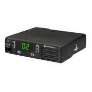 Motorola MOTOTRBO™ DM1400 VHF digital/analog - mobilní radiostanice
