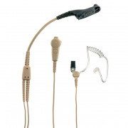 RLN5883 Sluchátko se zvukovodem, mikrofon kombinovaný s PTT pro Motorola DP