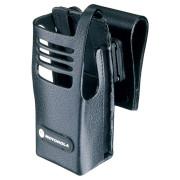 PMLN5028 Pouzdro z tvrdé kůže pro radiostanice Motorola DP340x