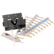 PMLN5072 HW kit pro externí konektor pro radiostanice Motorola DM4000 řady