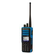 Radistanice Motorola DP 4801 ATEX VHF, GPS, BT pro výšné prostředí