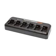 PMLN6598 Šestinásobný stolní rychlonabíječ pro radiostanice CP, DP1400