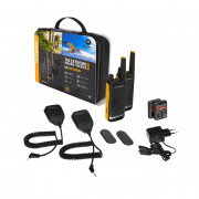 Motorola TALKABOUT T82 Extreme RSM PMR446, Twin Pack - obsah balení