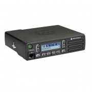 Motorola MOTOTRBO™ DM 2600 VHF digital/analog - mobilní radiostanice