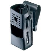 RLN5641 Kožené pouzdro s opaskovým okem pro Motorola CP160