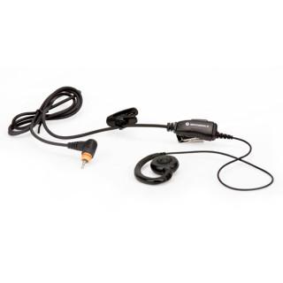 PMLN5958 Sluchátko na ucho, mikrofon s PTT pro Motorola SL4000