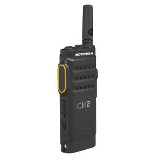 Motorola MOTOTRBO™ SL1600 UHF - profesionální tenká radiostanice - čelní pohled