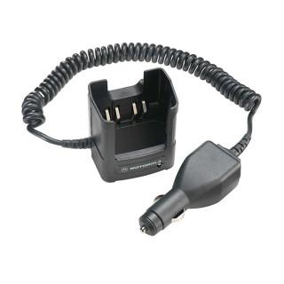 NNTN8525 Cestovní nabíječ do vozidla pro Motorola DP2000, DP3000 a DP4000 řadu