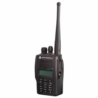 Motorola GP 388-R UHF malá profesionální radiostanice s IP67 krytím