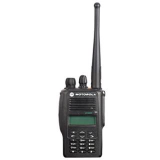 Motorola GP388-R malá profesionální vysílačka s IP67 krytím