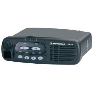 MOTOROLA GM340 UHF Popular MDM25RHC9AN1 - mobilní radiostanice (vysílačka)