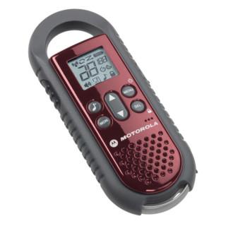 Motorola TLKR T5 červená - PMR446 radiostanice