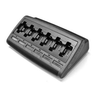 NNTN8352 Šestinásobný stolní rychlonabíječ pro Motorola CP