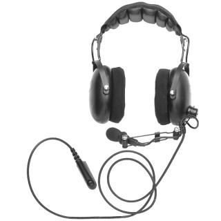 MDRMN4032 Středně težká náhlavní souprava VOX pro radiostanice Motorola GP řady