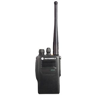 Motorola GP 344-R - malá profesionální radiostanice, IP67 odolnost