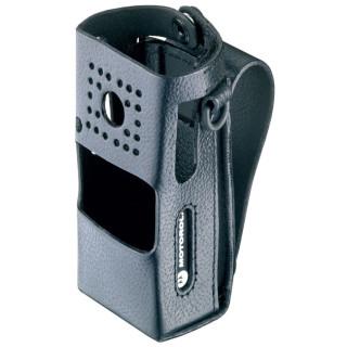 RLN5640 Kožené pouzdro na opasek pro Motorola CP 160