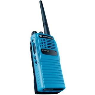 Motorola GP340 ATEX Blue VHF MDH25KCC4AN3BEA radiostanice