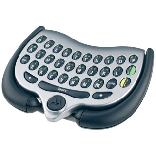 00228 Mini klávesnice pro radiostanice Motorola DTR