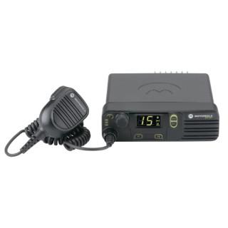 MOTOROLA DM 3401 UHF (403-470), GPS MDM27QNC9LA2 MOTOTRBO mobilní digitální radiostanice