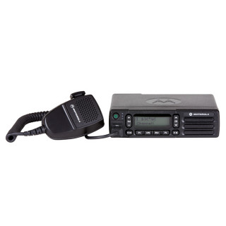 Motorola MOTOTRBO™ DM1600 VHF digital/analog - mobilní radiostanice