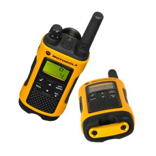 Motorola TLKR T80 Extreme - PMR446 vysílačky s 10km dosahem