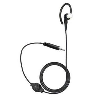 BDN6728 Sluchátko do ucha s regulací hlasitosti pro radiostanice Motorola