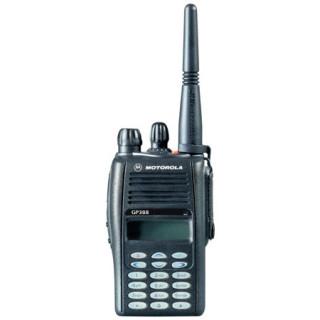 Radiostanice Motorola GP 388 - malá profesionální vysílačka
