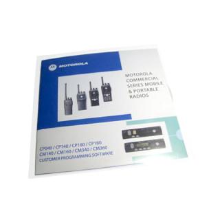 GMVN5068 CPS - Motorola CP/CM Serie Software a Tuner CD EMEA