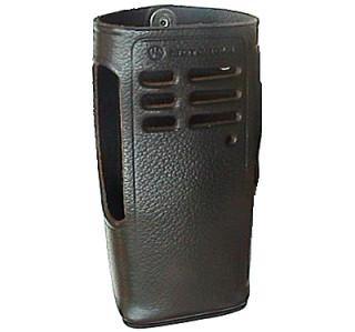 HLN9665 Kožené pouzdro na opasek pro Motorola GP bez displeje