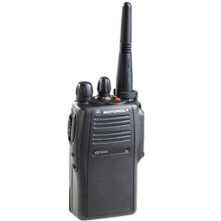Motorola GP344 - malá profesionální radiostanice