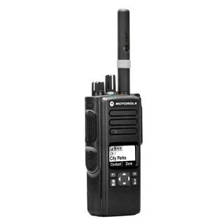 radiostanice Motorola DP 4601 UHF, GPS, BT