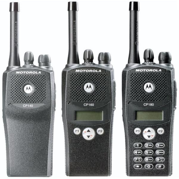 radiostanice Motorola CP řady
