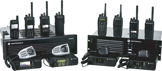 Motorola MOTOTRBO – Plně digitální profesionální (vysílačky) radiostanice